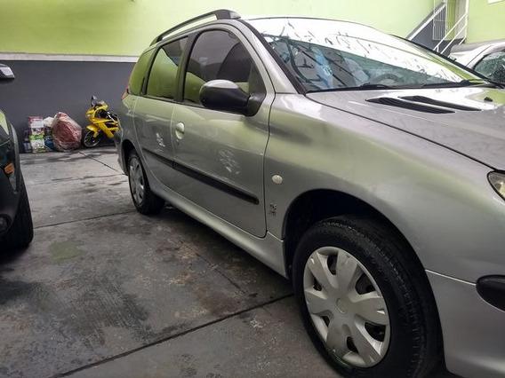 Peugeot 206 Sw 1.6 Sw 16v 2006 Ipva 2019 Gratis