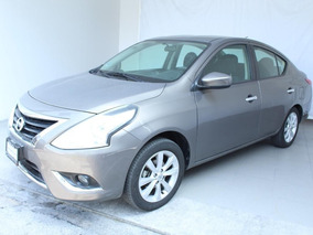 Nissan Versa Advance L4/1.6 Man