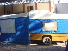 Delta Trailer Tipo Casa Rodante Mod Travesia 260 Automatico