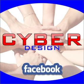 Arte Capa Facebook Criação Flyer Banner Panfleto Youtube