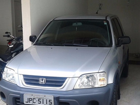 Honda Crvi 2.0, 4x4, 2000 Autom. Made In Japan Completa