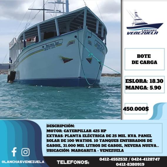 Bote De Carga Lv483