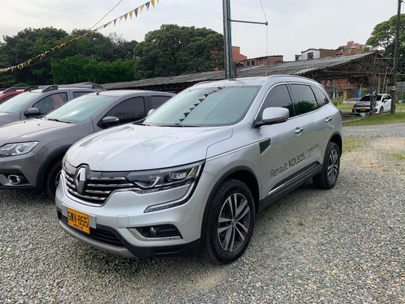 New Koleos Intens 4x4 2.5cc Ultra Silver 2020 Gwv855