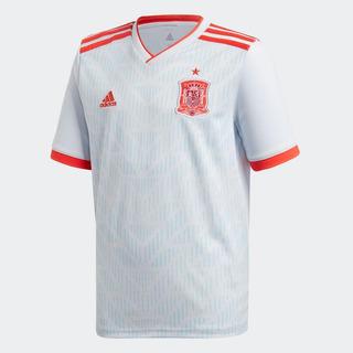 Camisa Espanha Ii adidas 2018