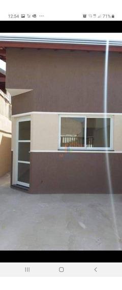 Casa Com 2 Dormitórios (suíte) À Venda, 70 M² Por R$ 264.999 - Jardim Interlagos - Hortolândia/sp - Ca0039