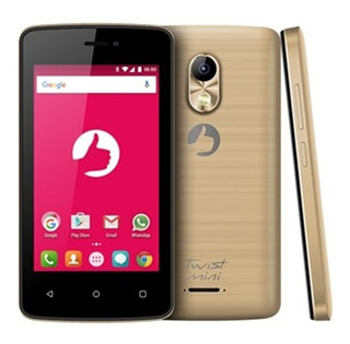 Smartphone Positivo Twist Mini S430 Rmf 8gb Dual Core 3g Dual Chip Android 6.0 8mp 4 - Gold