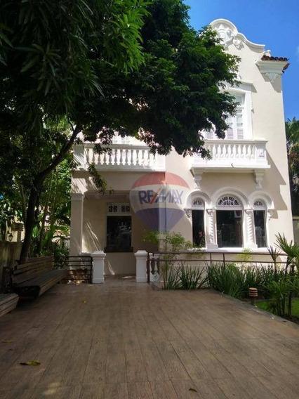Casa Comercial - Praça De Casa Forte - Com Taxas Inclusas - Ca0107