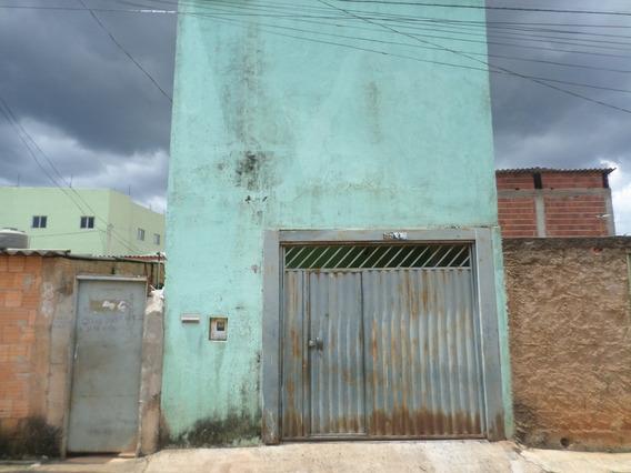 Vd Sobrado 4 Qts Qd 01 Setor Norte Cidade Estrutural - Df