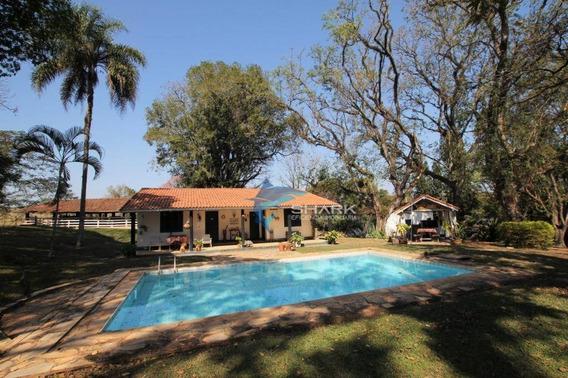 Sítio Com 4 Dormitórios À Venda, 36000 M² Por R$ 749.000,00 - Zona Rural - Porto Feliz/sp - Si0044