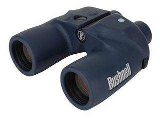 Binoculares Bushnell Marine Brújula Iluminada Y Retícula!
