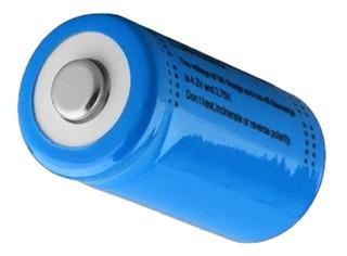 Pila Bateria 16340 Cr123a 3.7v 700mah Litio Recargable