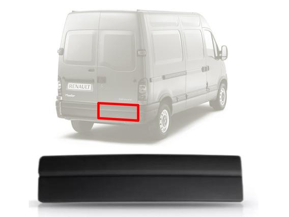 Borrachao Friso Porta Traseira Renault Master 03/13 Direito
