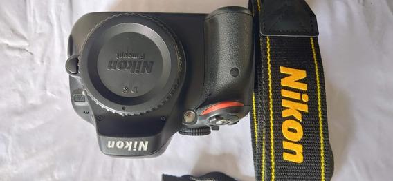 Câmera Nikon D5100 Completa