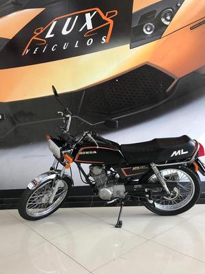 Honda Cg Ml 125cc 1986 Original