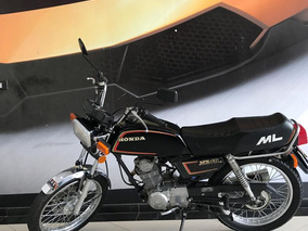 Honda Ml 125cc 1986 Original