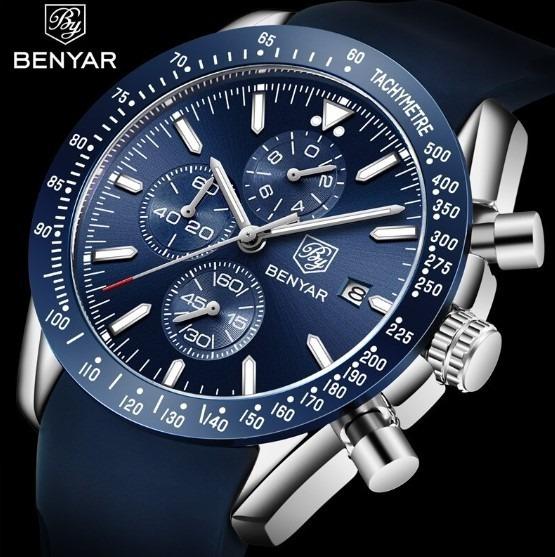 Relógio Masculino Benyar 5140 / Original