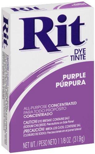 Rit Tinte Para Uso General, Púrpura- Envío Gratis