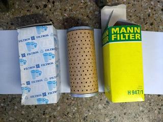 Filtro Aceite Om366 Viejos Cartucho Papel