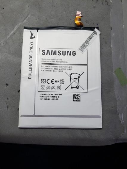 Bateria Tablete Samsung T110 Original Usada
