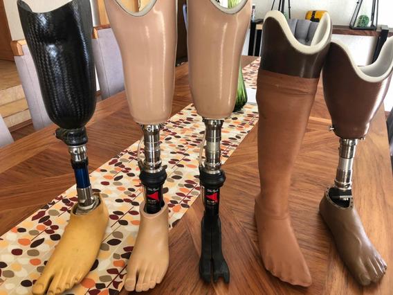 Protesis Fabricada En Fibra De Carbono