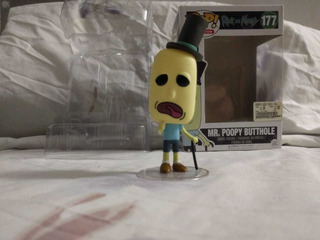 Funko Pop Mr.poopy Butthole 177