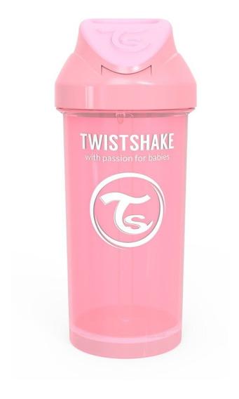 Vaso Con Bombilla Twistshake Straw Cup 360ml 12+m