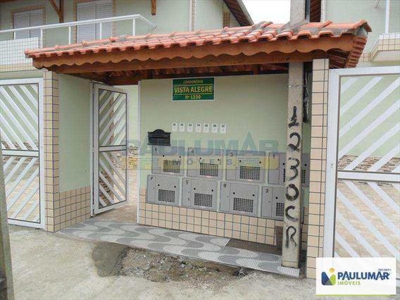 Sobrado De Condomínio Com 2 Dorms, Jardim Praia Grande, Mongaguá - R$ 170 Mil, Cod: 6502 - V6502