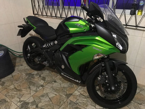 Kawasaki Ninja 650r Abs 14/14