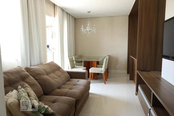 Apartamento No 8º Andar Mobiliado Com 3 Dormitórios E 2 Garagens - Id: 892968684 - 268684
