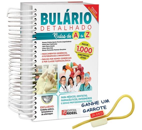 Livro - Bulário Detalhado Bulas De A A Z