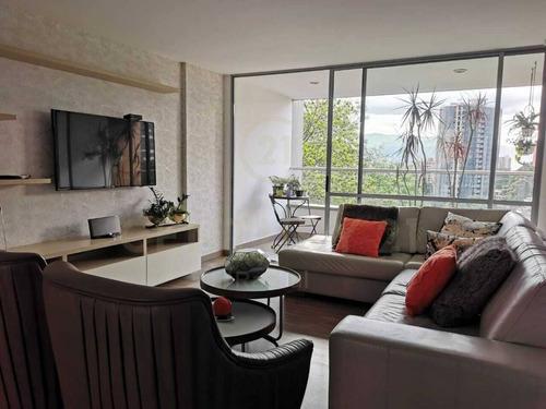 Imagen 1 de 16 de Venta Apartamento  Moderno En Envigado