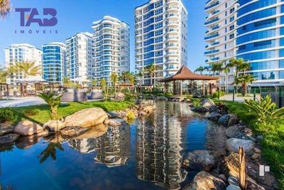 Apartamento Com 3 Dormitórios À Venda, 180 M² Por R$ 4.000.000 - Praia Brava - Itajaí/sc - Ap0790