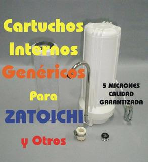 Repuesto Para Filtro De Agua 5 Micrones Zatoichi O Similar