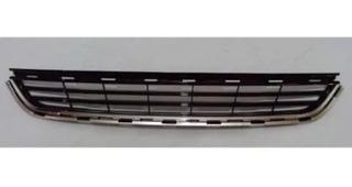 Parrilla O Camisa Inferior Cromada Ford Fiesta Titanium 2014