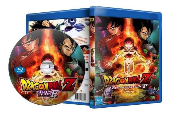 Blu-ray Dragon Ball Z - O Renascimento De Freeza