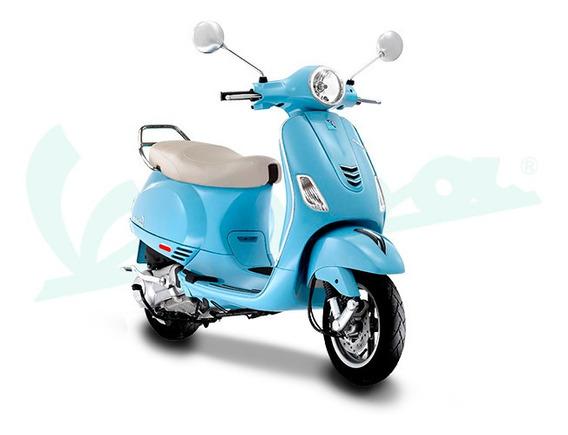 Nova Vespa Classic Vxl 150 Azul - Abs 0km 2019/2020