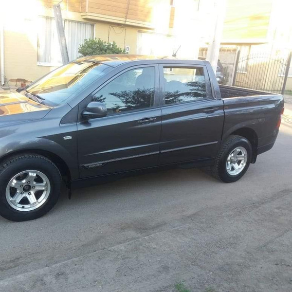 Ssangyong New Actyon Sport Mecánica 4x2