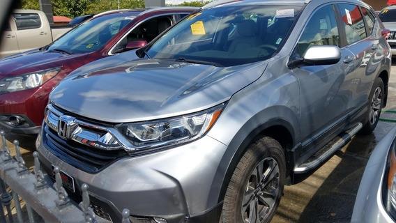 Honda Crv Awd Gris 2017