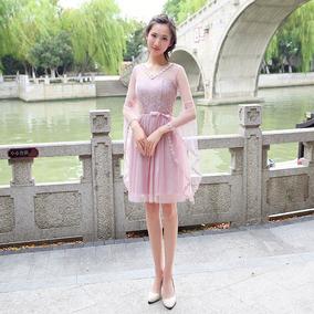 d778b59adc Vestidos Para Casamiento De Dia - Vestidos de Novia de Mujer Rosa ...