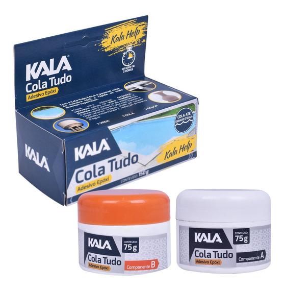 Adesivo Epóxi Cola Tudo 150gr 920541 Kala