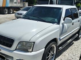 Chevrolet S10 2.8 Mwm Dlx Cab. Dupla 4x2 4p Otimo Estado