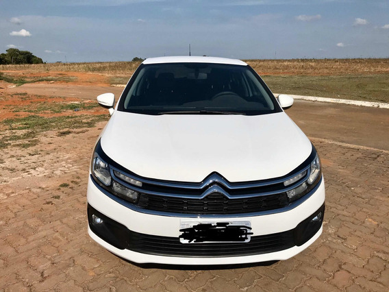 Citroën C4 1.6 Feel Thp Flex Aut. 4p 2019