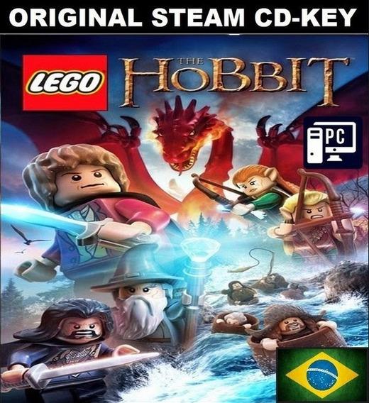 Lego The Hobbit Código Steam Português