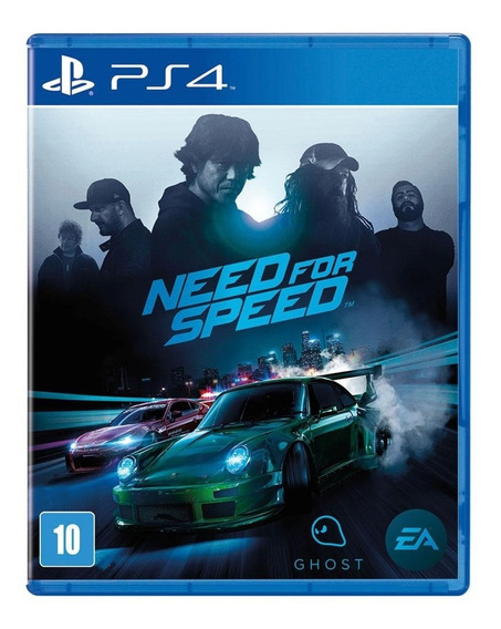 Jogo Need For Speed Ps4 Playstation 4 Mídia Física Original Lacrado Pronta Entrega