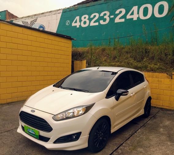 Ford Fiesta 1.6 Sport **único Dono + Couro + Baixo Km**