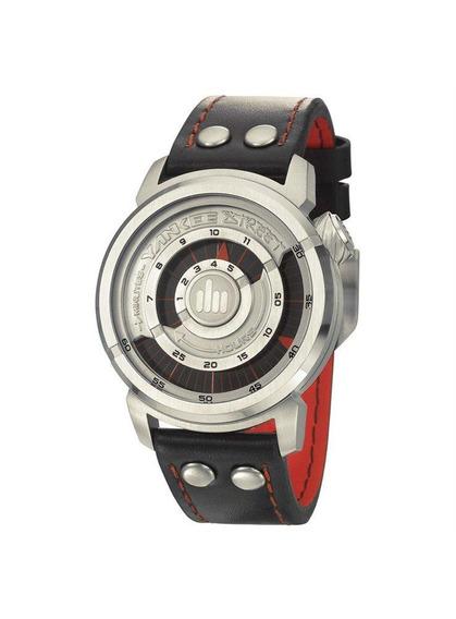 Relógio Yankee Street Masculino - Ys38230t - Cor Preto/prata