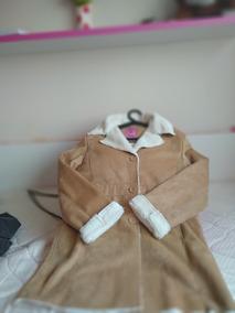 Casaco Trench Coat Femino Marrom Claro - Roupas Femininas