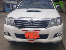 Toyota Hilux Srv Full 2015 Modelo