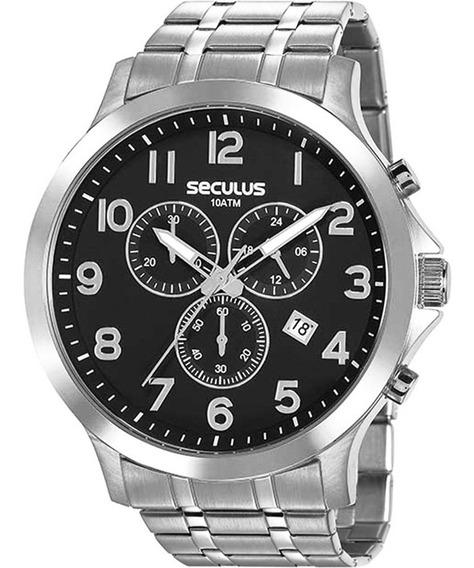 Relógio Seculus Original Com Garantia E Nota Fiscal