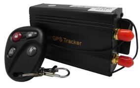 Rastreador Global Via Satélite Gsm Gps Via Chip De Celular